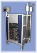 laboratory tempering machine